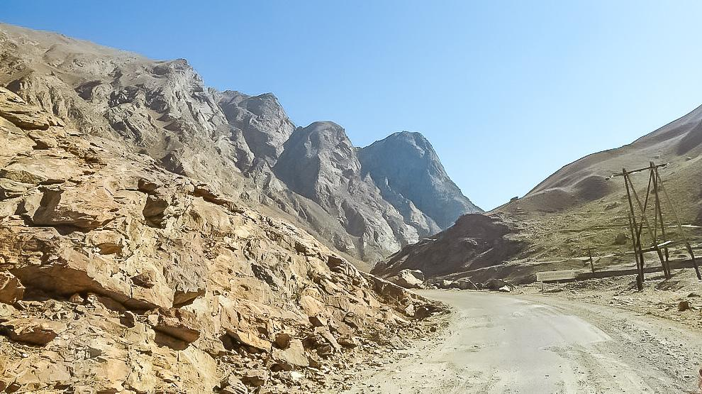 the wakhan valley corridor