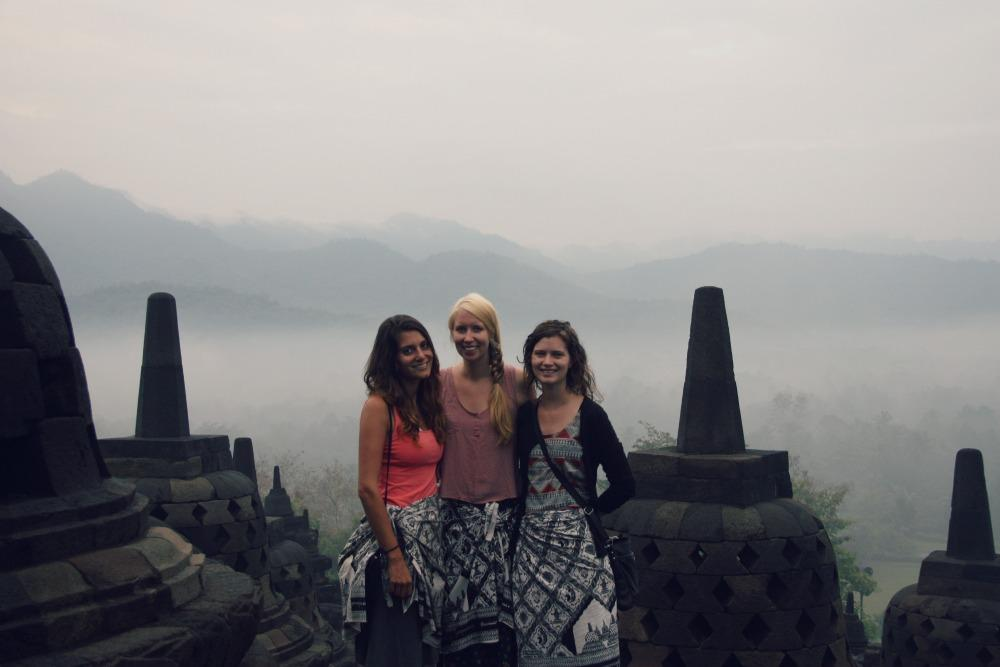 Visiting Borobodur and Other Sites Around Yogykarta