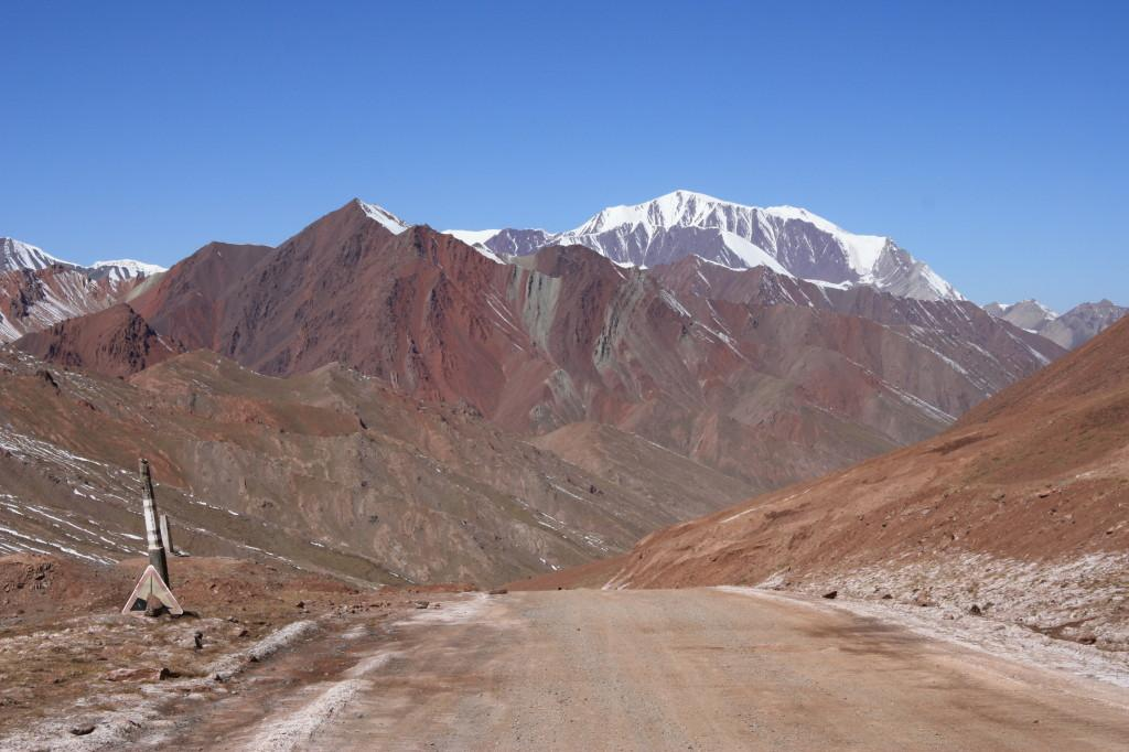 The Pamir Highway, Tajikistan: A Hitchhiking Adventure