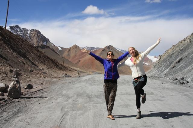 travel pamir highway tajikistan