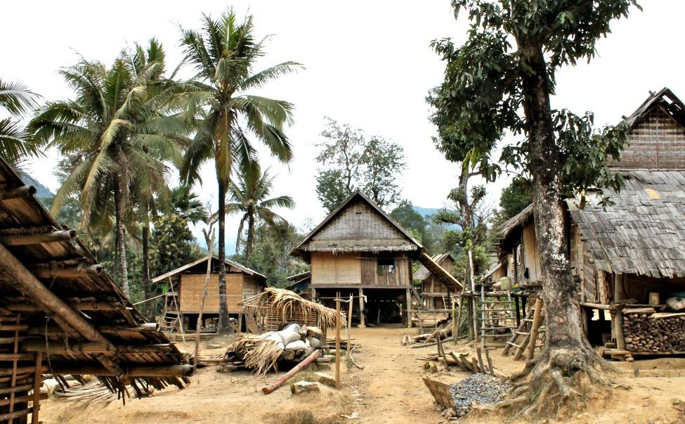 Huay Bo village, Laos