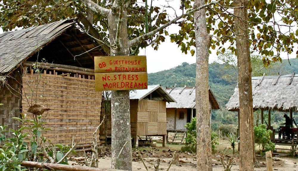 Huay Bo village, Laos