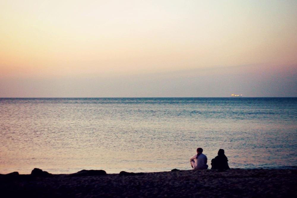 beach Muscat, Oman