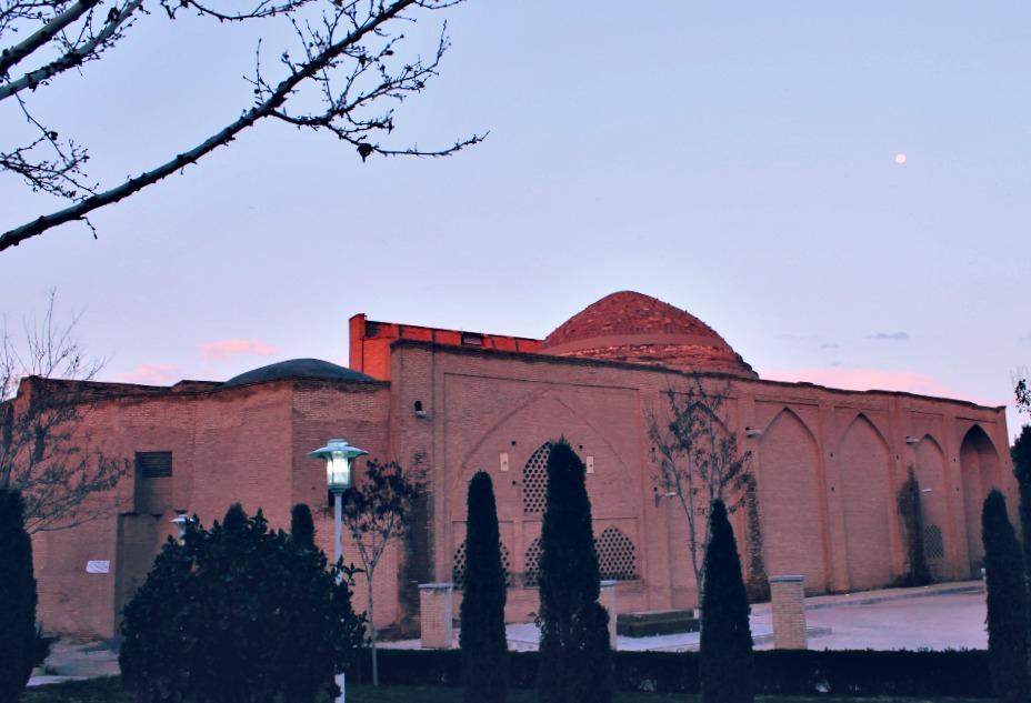 Hakim Mosque Isfahan, Iran