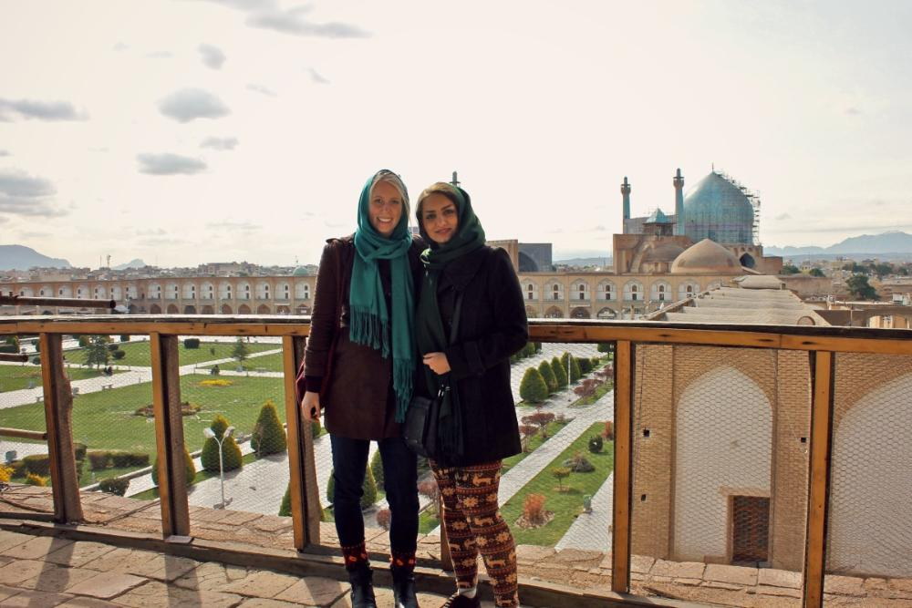 the issues of tourism in iran