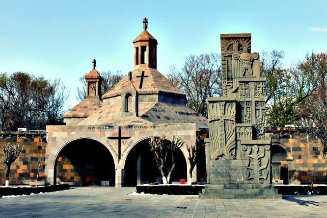 Etchmiadzin Cathedral, Armenia