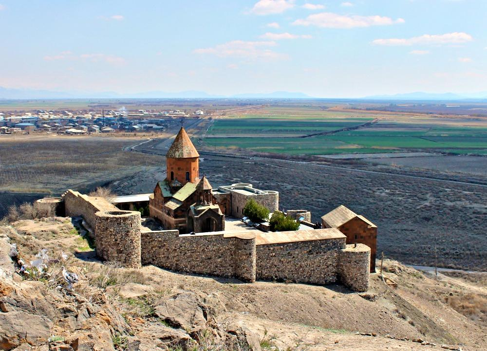 Day Trips to Armenia's Etchmiadzin and Khor Virap