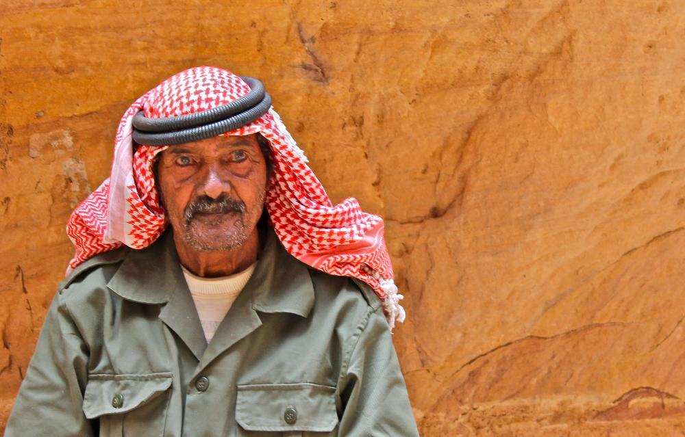 Bedouin Petra, Jordan