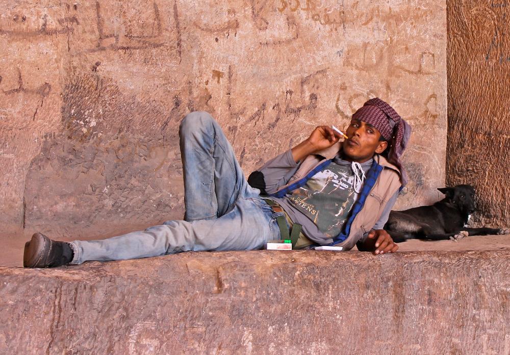 How to Find a Boyfriend in Petra