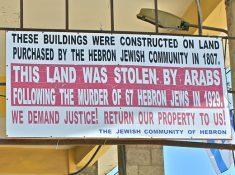 Hebron Palestine West Bank