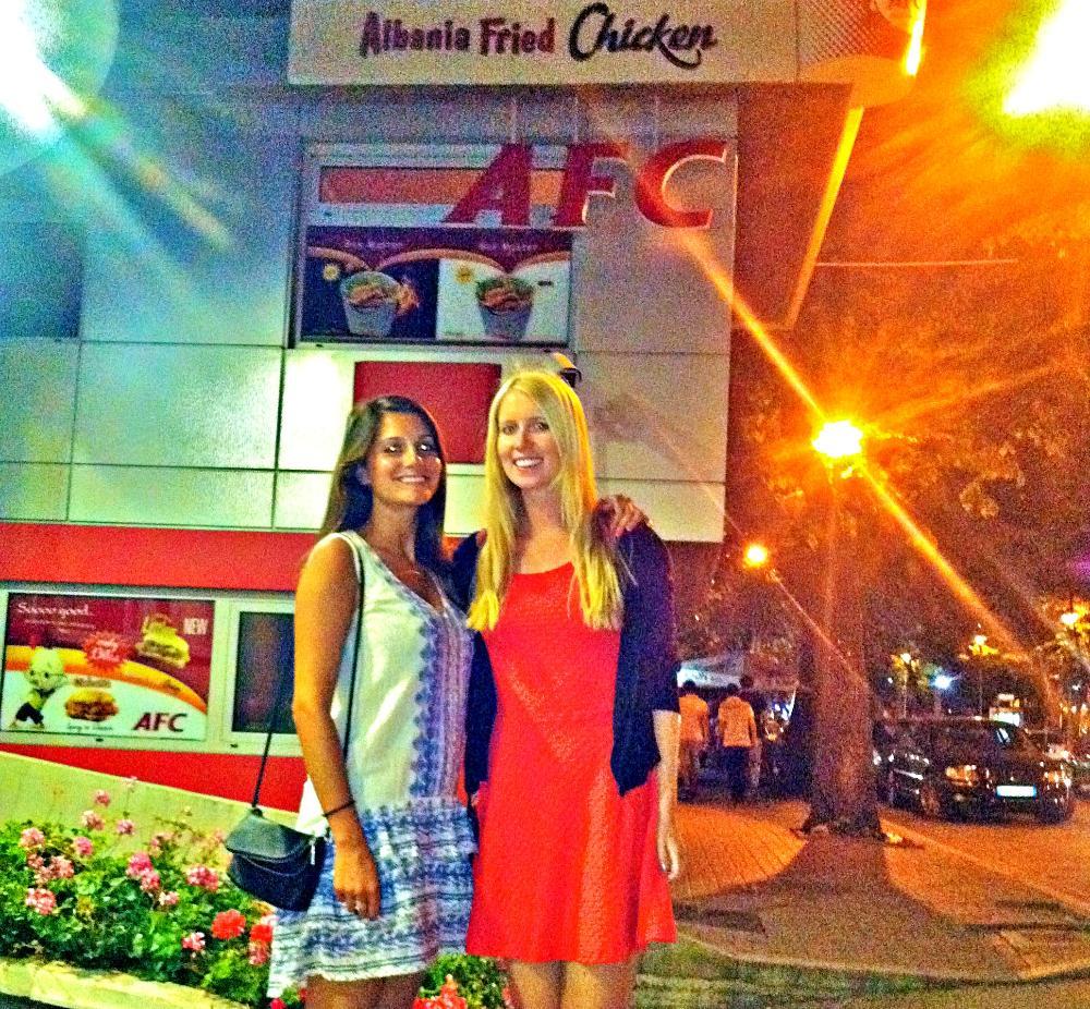 Albania Fried Chicken