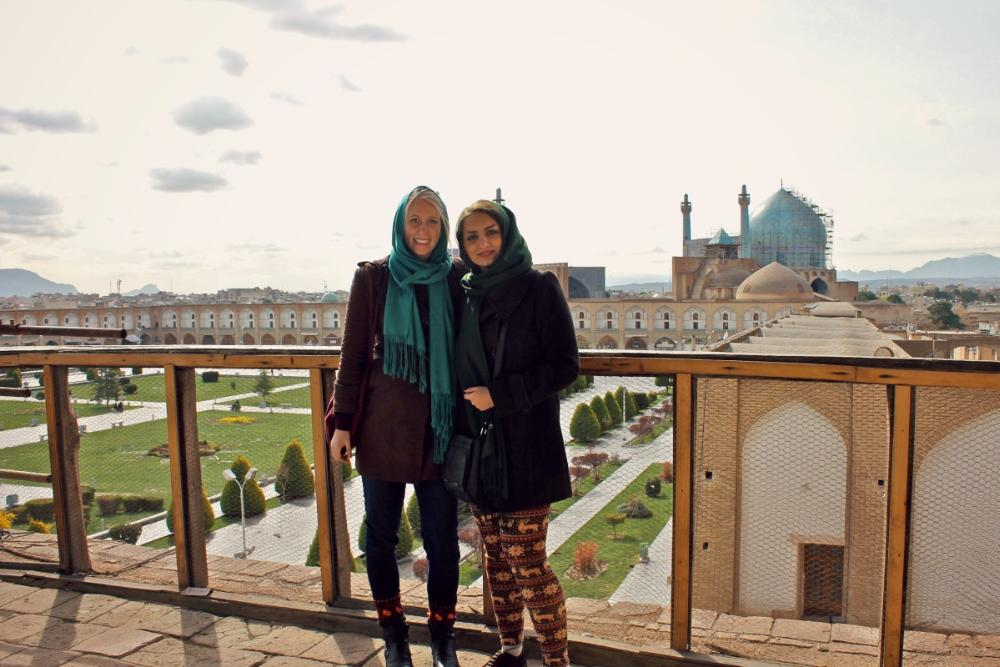 female travel iran