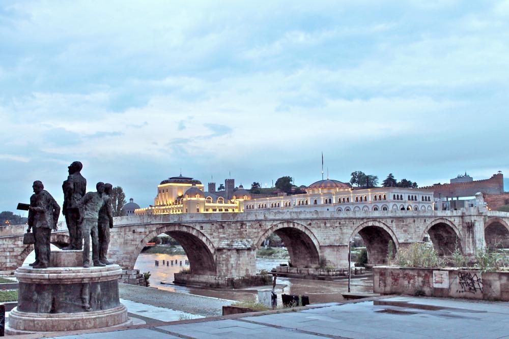 Travel Skopje, Macedonia