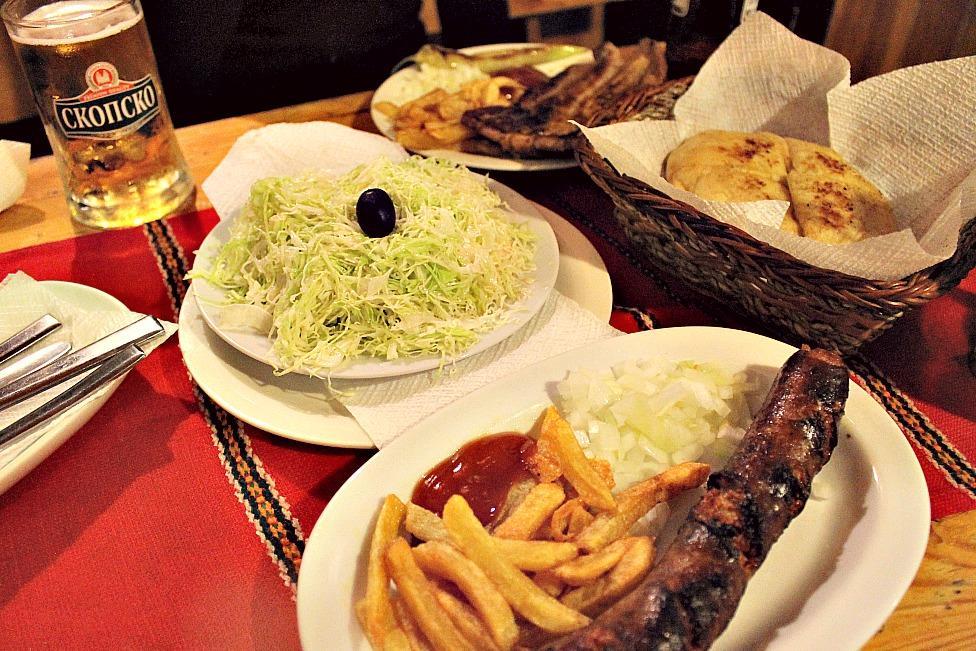 Macedonian food restaurant