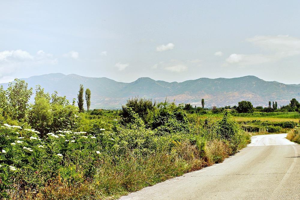 Macedonia countryside