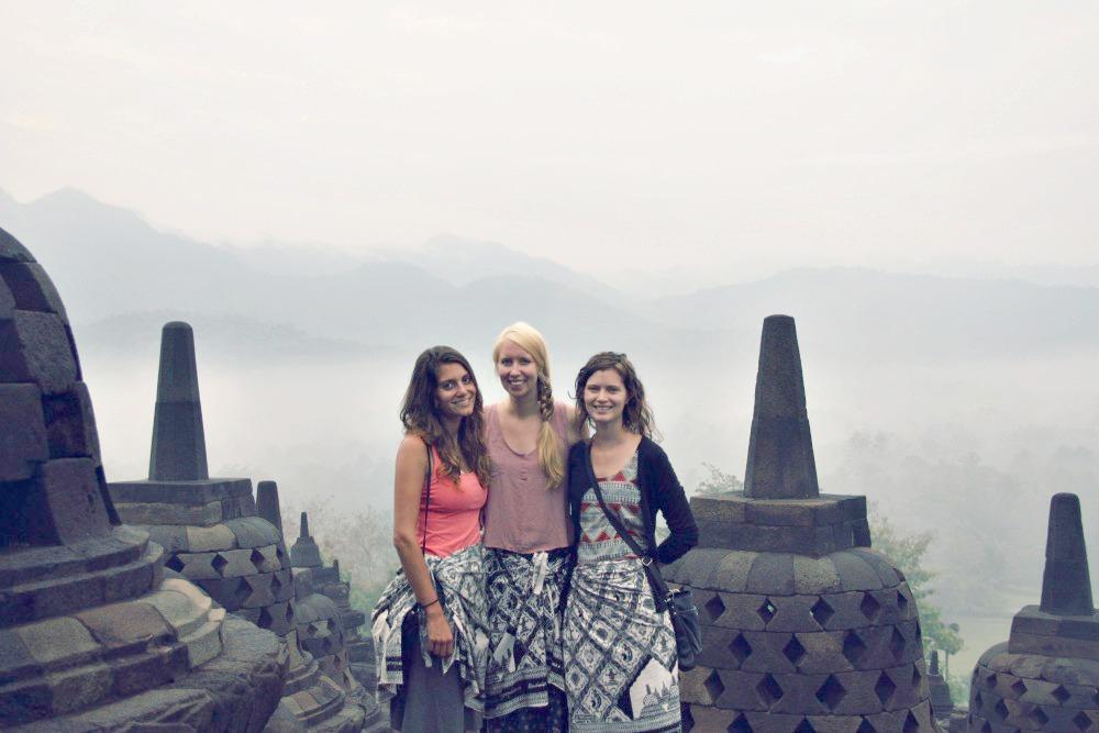 Borobuder, Indonesia