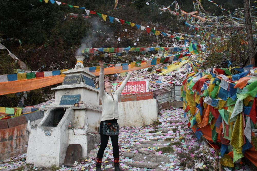Tibet Western China
