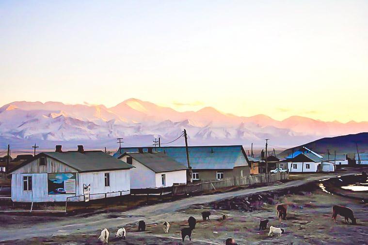 Sary-Tash Kyrgyzstan