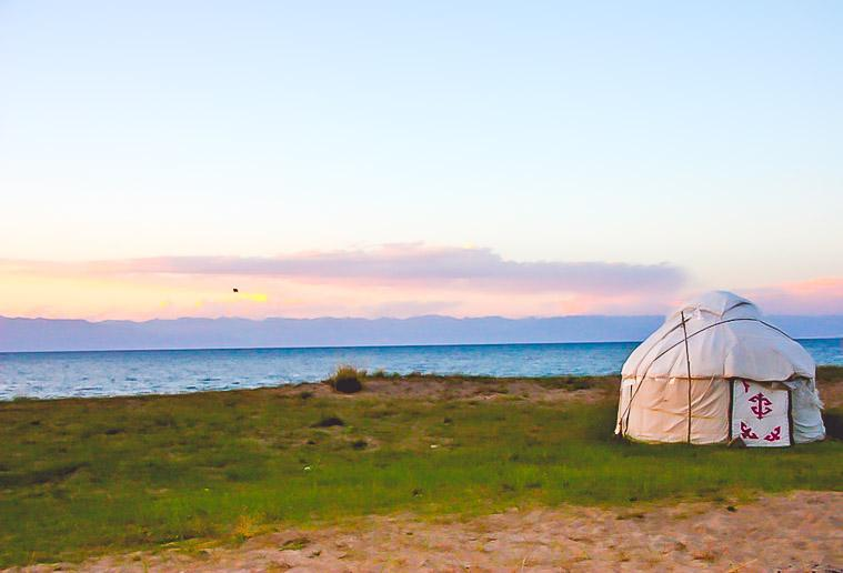 Yurt-at-Issyk-Kul