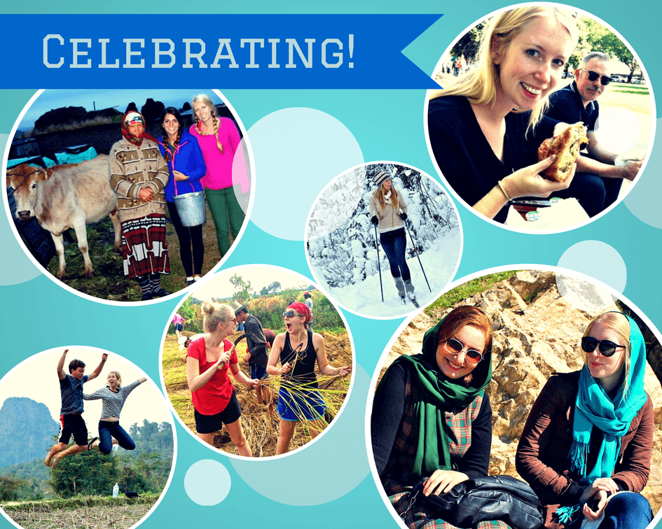 One Year Travel- and Blogiversary!