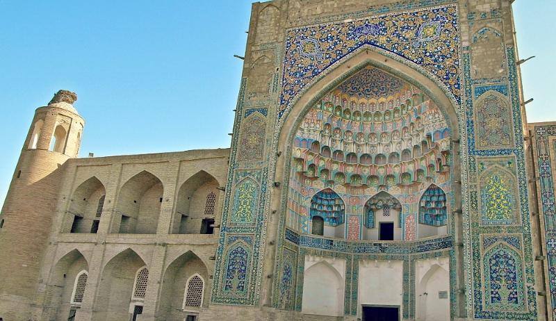 Old Town Bukhara, Uzbekistan