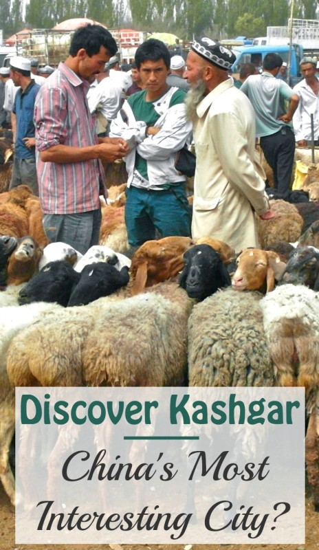 A Stop on the Silk Road in Kashgar - China's most fascinating city?