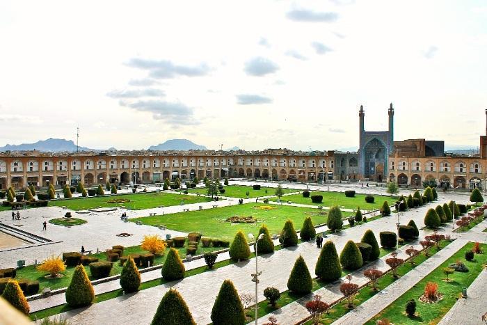 travel Isfahan, Iran