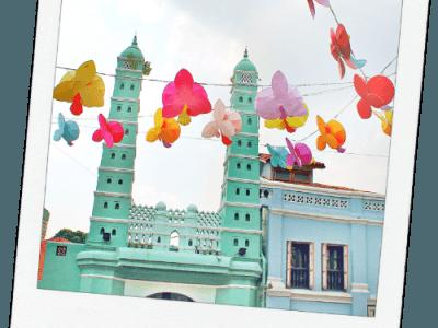 Chulia Mosque Masjid Jamae