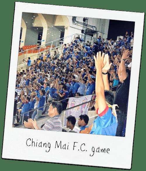 Polaroids from Chiang Mai