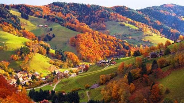 Black-Forest-Village