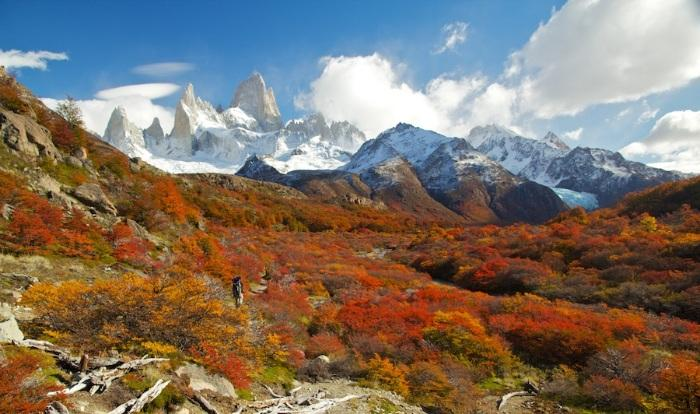 Patagonia Chile Autumn