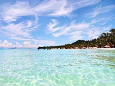 travel Boracay Philippines beach