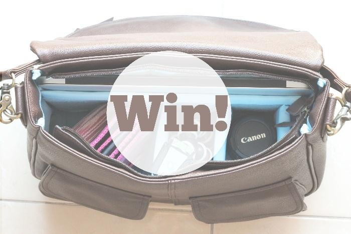Jo Totes Camera Bag Giveaway!