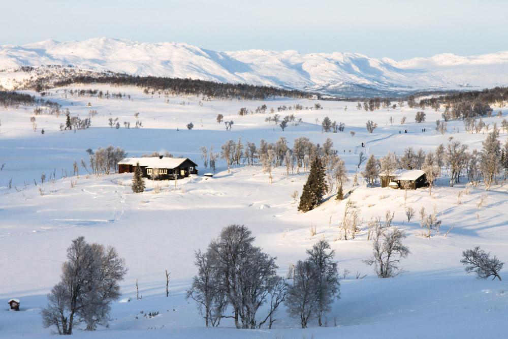 Christmas in Norway: Rauland Telemark