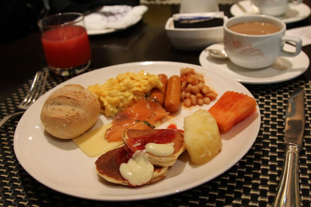Sukosol Hotel Bangkok breakfast