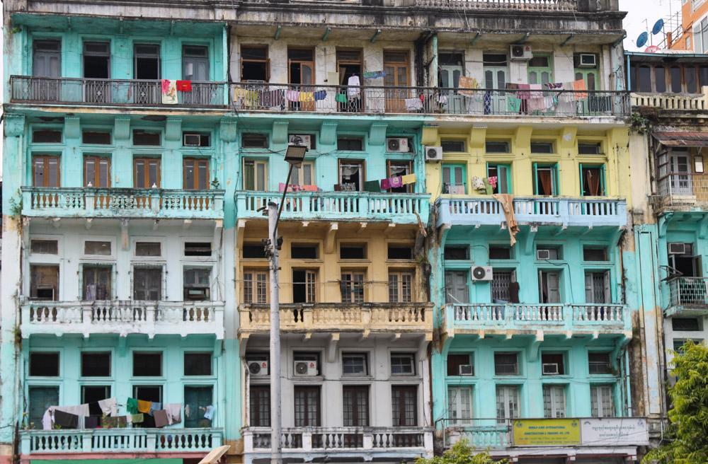 A Week in Yangon