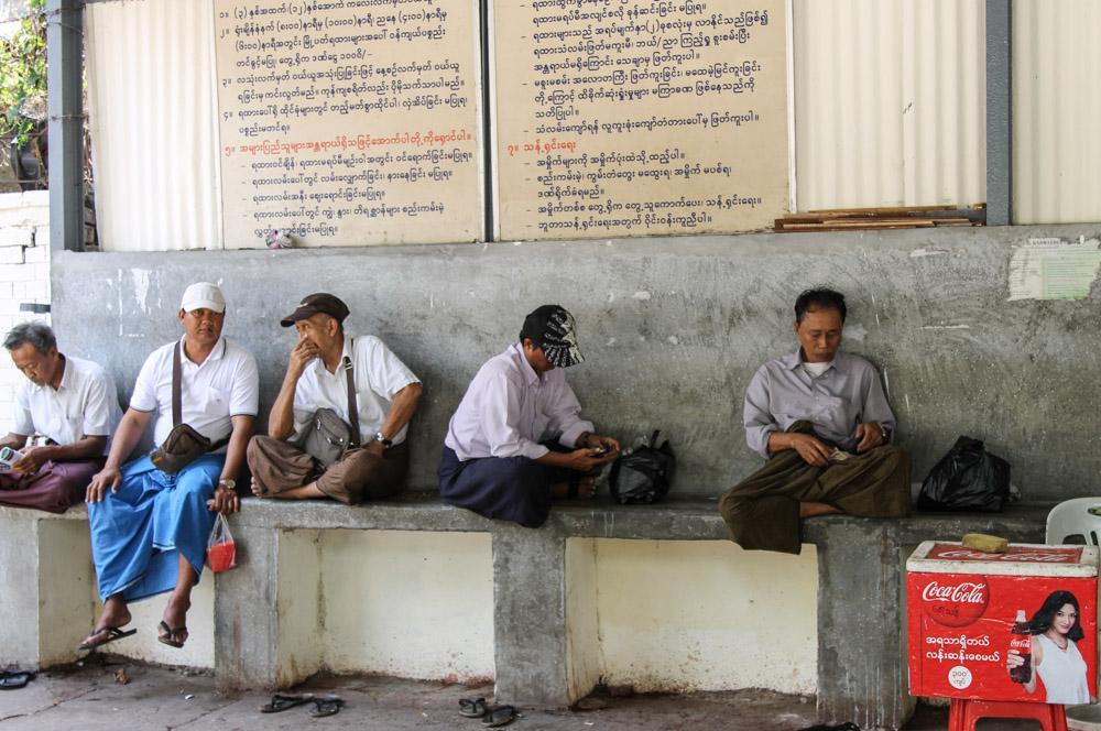 Yangon Burma Myanmar