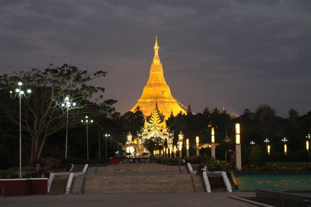 People's Park Yangon Burma Myanmar