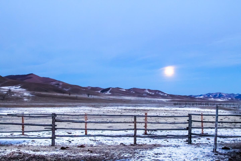 mongolian holidays winter ger