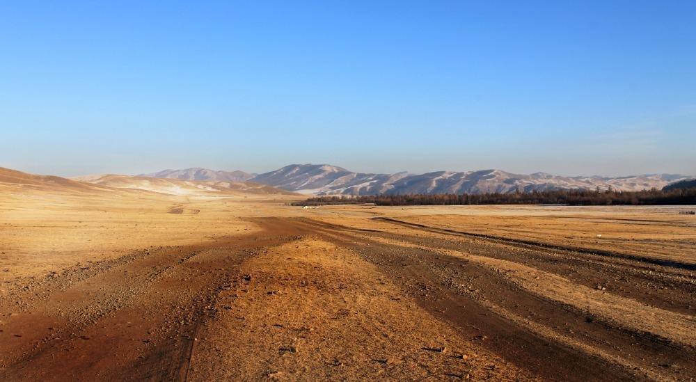 Winter Mongolia travel