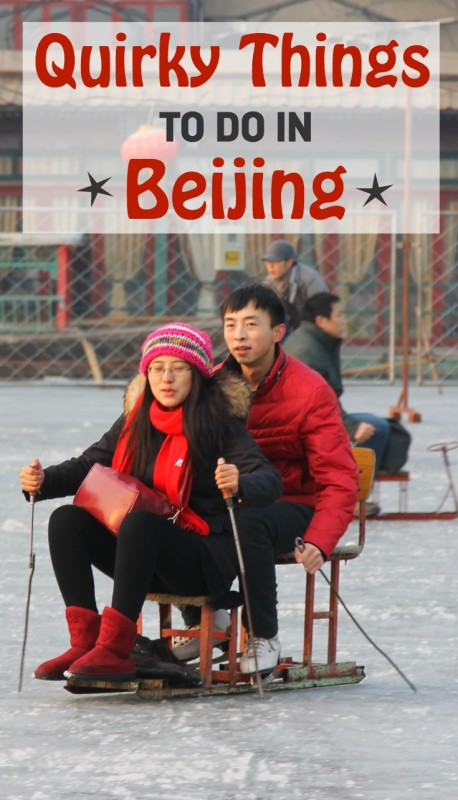 Quirky Things to do in Beijing, China