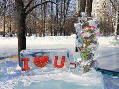 Tomsk Ice Sculptures Russia