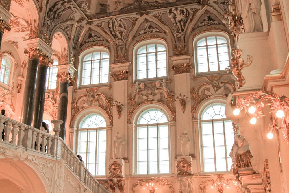 Hermitage Museum St. Petersburg