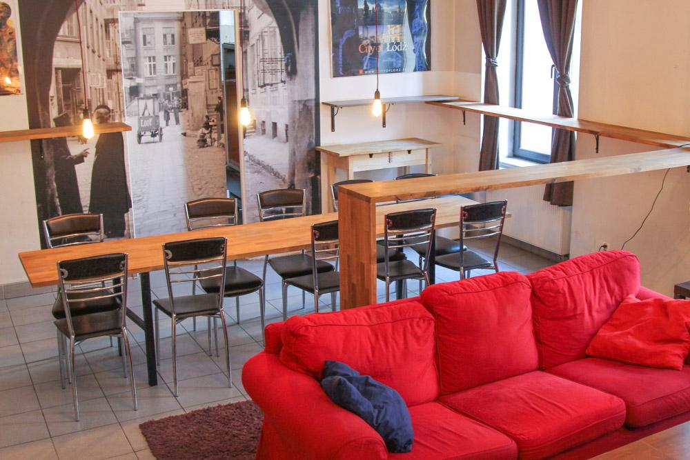 Flamingo Hostel Lodz Poland