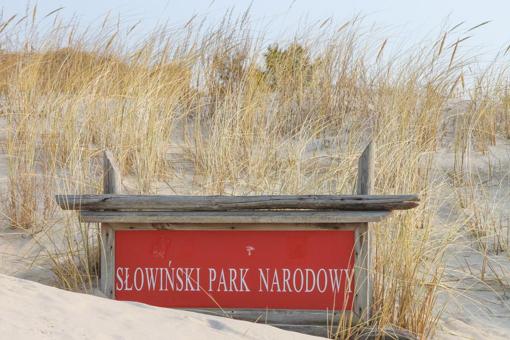Slowinski National Park Poland