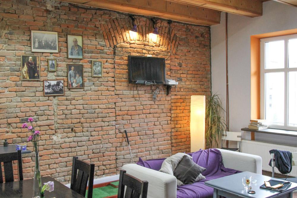 3 Bros Hostel Cieszyn, Poland
