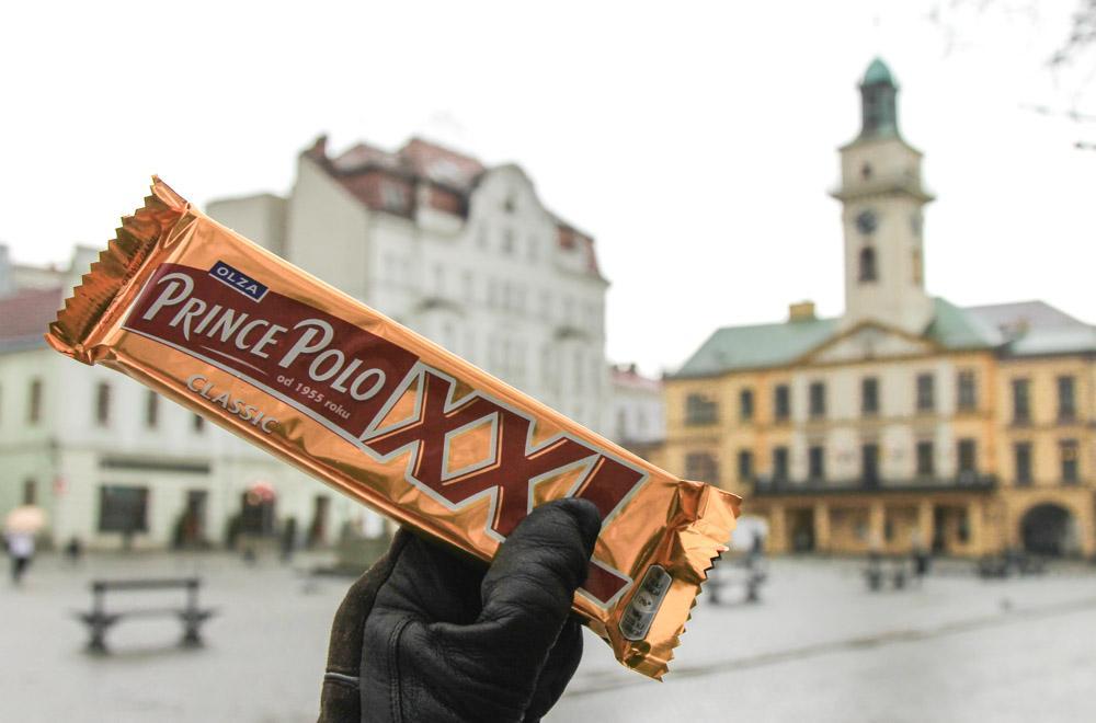 Prince Polo factory Cieszyn, Poland
