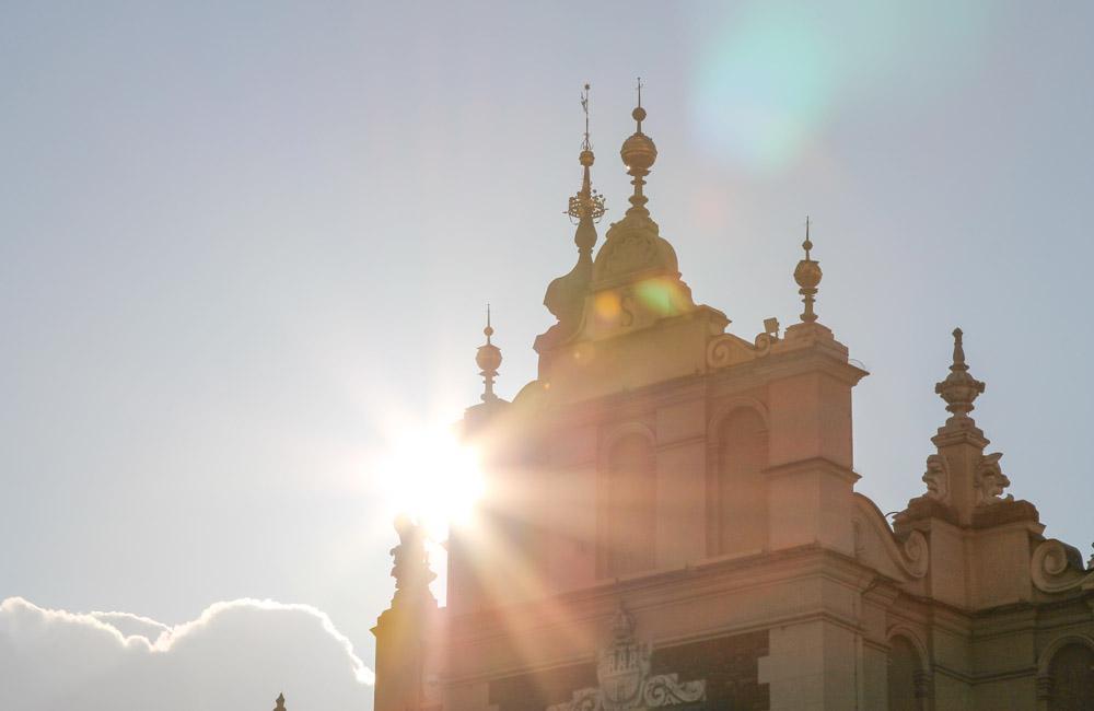 Easter in Krakow, Poland