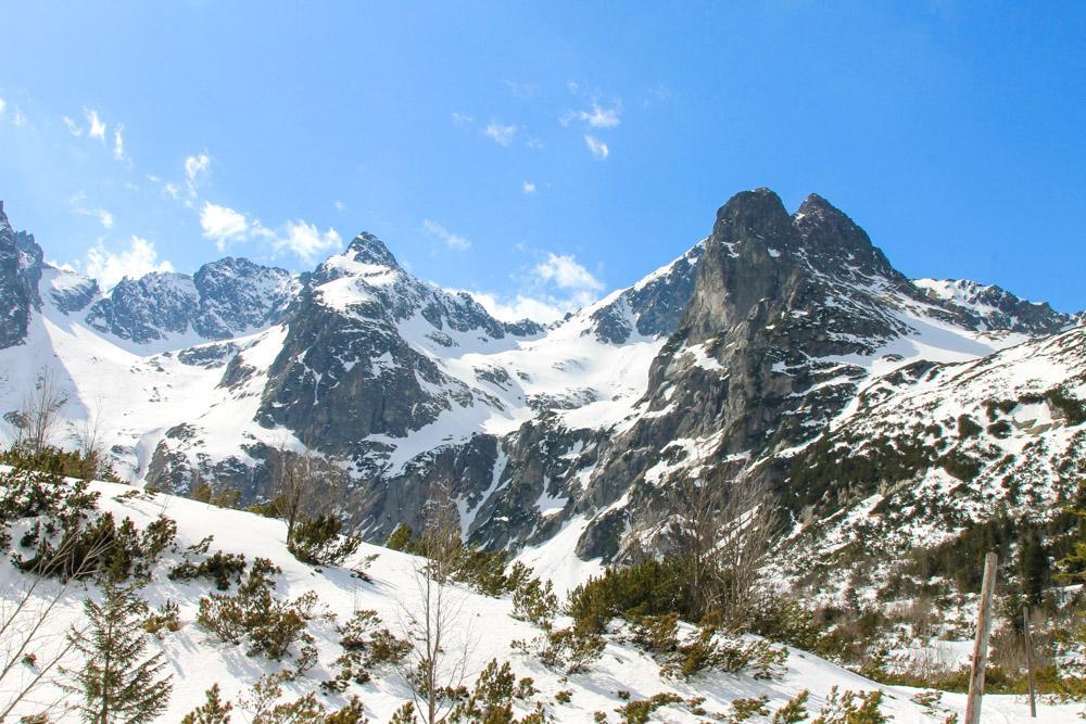 Tatra Mountains Slovakia hiking