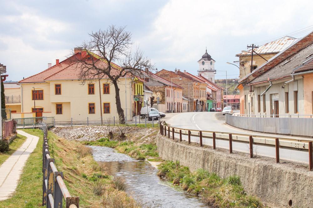 Podhradie, Slovakia